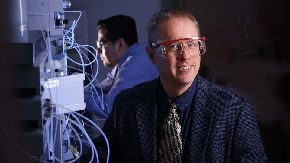 Professor David Hage