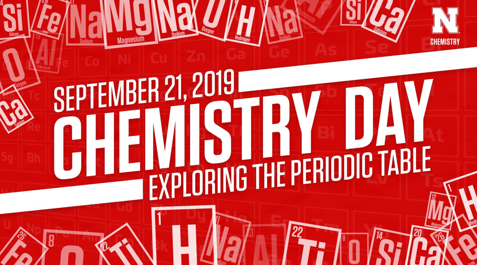 2018 Chemistry Day