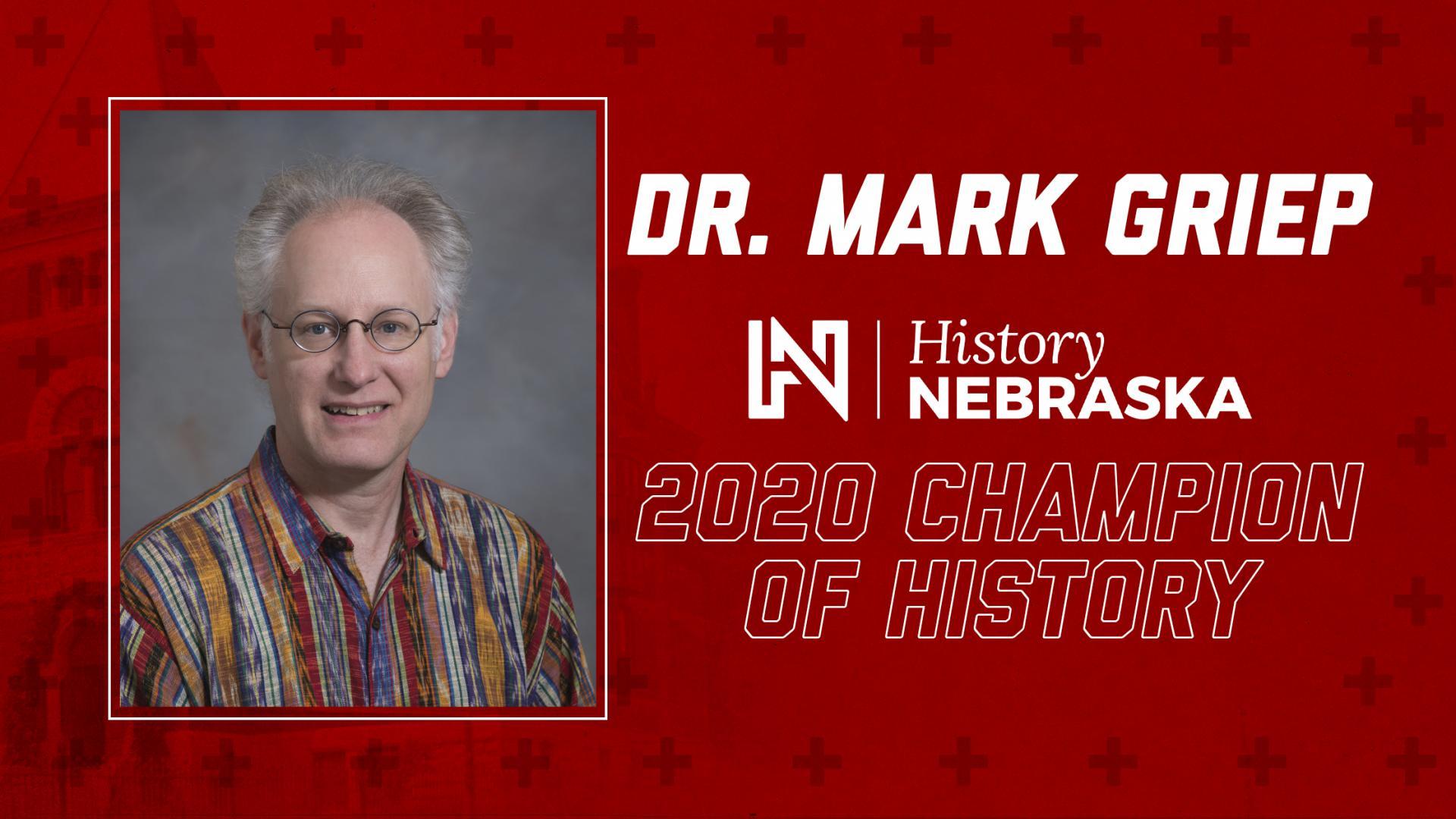 Professor Mark Griep