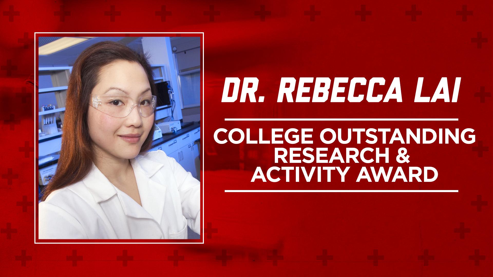 Professor Rebecca Lai