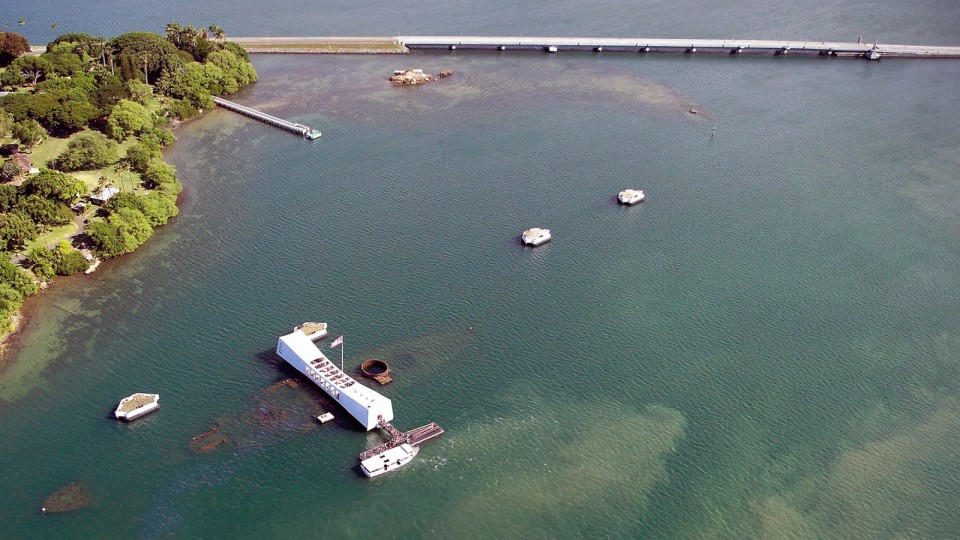 USS Arizona team to present findings during Pearl Harbor anniversary
