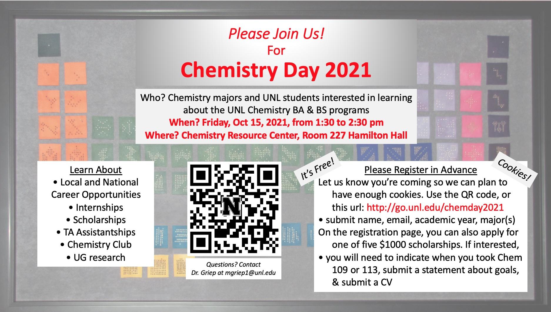 2021 Chemistry Day